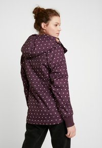 Ragwear - DANKA - Jas - wine red - 2