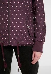 Ragwear - DANKA - Jas - wine red - 6