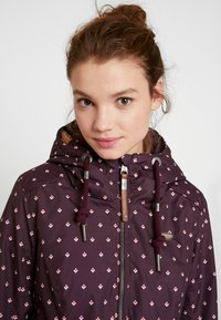 Ragwear - DANKA - Jas - wine red - 3