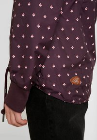 Ragwear - DANKA - Jas - wine red - 4