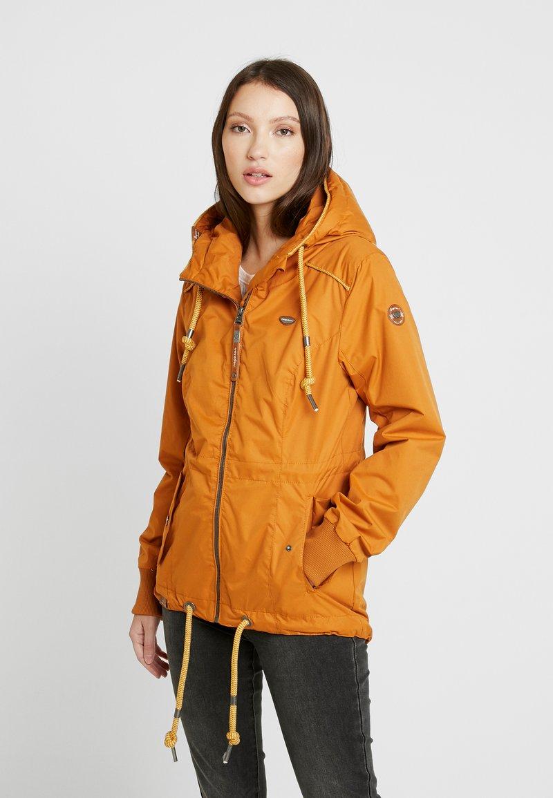 Ragwear - DANKA - Short coat - cinnamon