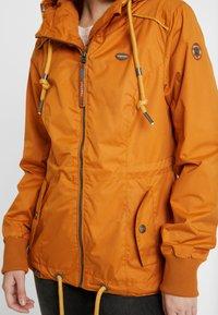 Ragwear - DANKA - Short coat - cinnamon - 4