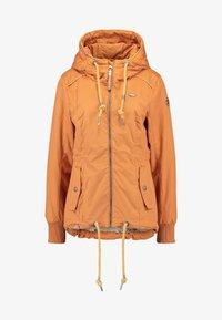 Ragwear - DANKA - Short coat - cinnamon - 3