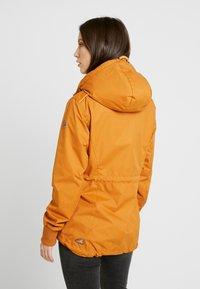 Ragwear - DANKA - Short coat - cinnamon - 2