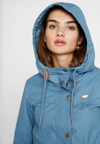 Ragwear - CANNY - Parkatakki - light blue - 2