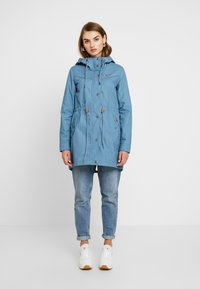 Ragwear - CANNY - Parka - light blue