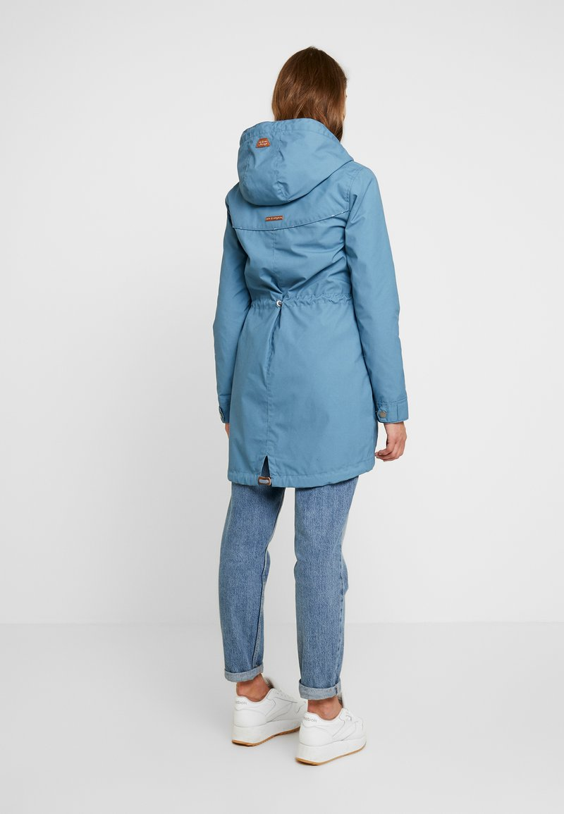 Ragwear - CANNY - Parkatakki - light blue