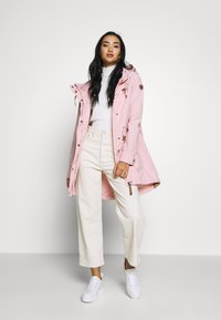 Ragwear - CANNY - Parka - light pink - 1