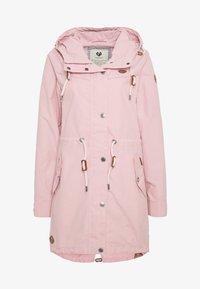 Ragwear - CANNY - Parka - light pink - 4