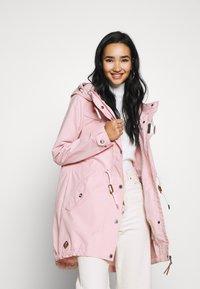 Ragwear - CANNY - Parka - light pink - 0