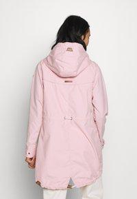 Ragwear - CANNY - Parka - light pink - 2