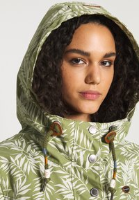 Ragwear - CANNY LEAVES - Parka - light olive - 3