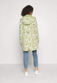 Ragwear - CANNY LEAVES - Parka - light olive - 2