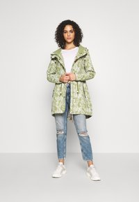 Ragwear - CANNY LEAVES - Parka - light olive - 1