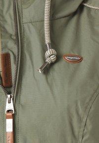 Ragwear - Waterproof jacket - green - 3