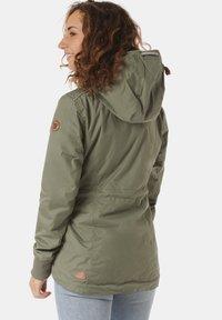 Ragwear - Waterproof jacket - green - 1