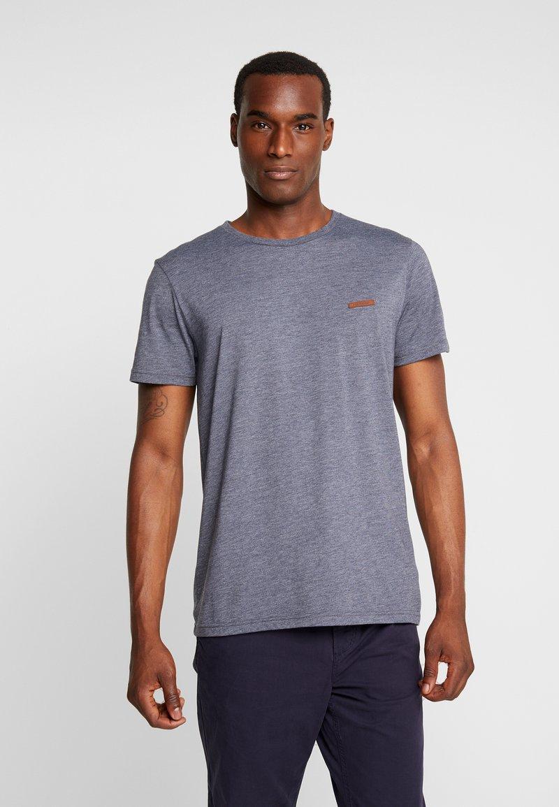 Ragwear - NEDIE - Basic T-shirt - navy