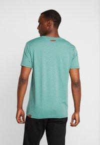 Ragwear - NEDIE - T-shirt basique - green - 2