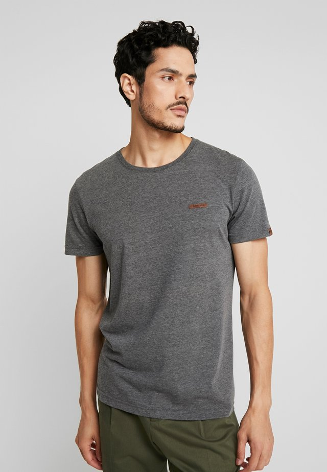 NEDIE - T-Shirt basic - grey
