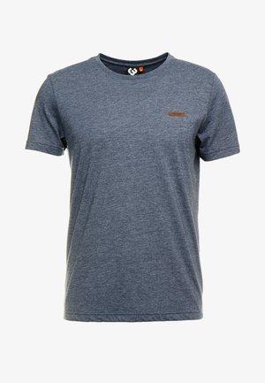 NEDIE - T-shirt - bas - navy