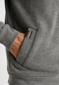 Ragwear - NATE ZIP - Felpa aperta - grey - 5