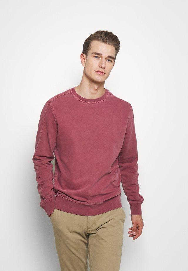 MARVICK - Sweatshirt - dusty red