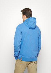 Ragwear - TAEN ZIP - Sudadera con cremallera - blue - 2