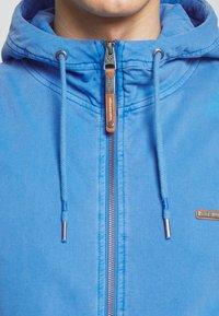 Ragwear - TAEN ZIP - Sudadera con cremallera - blue - 4