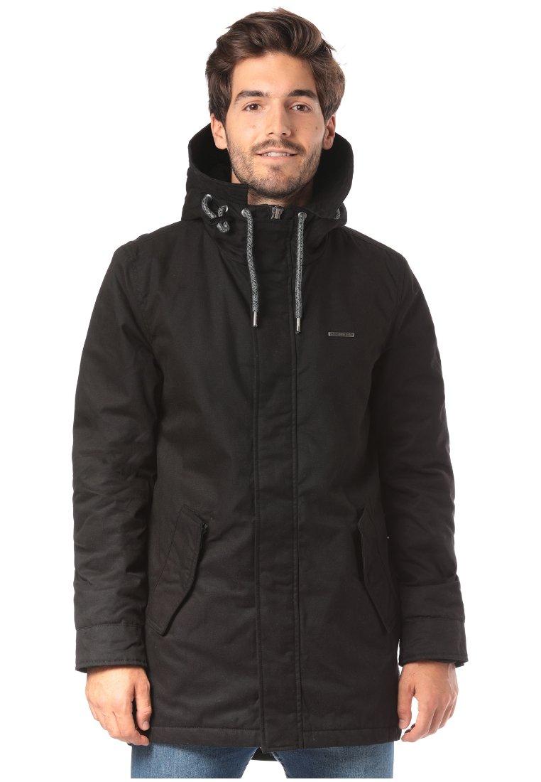 Ragwear - MR SMITH - Winter coat - black