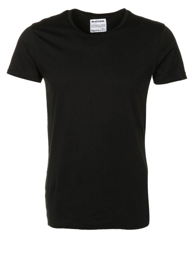 ORIGINAL ROUNDNECK - Basic T-shirt - schwarz