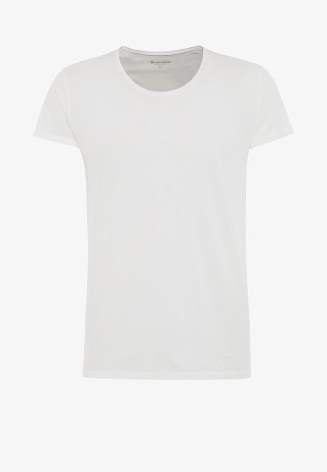 JIMMY - Basic T-shirt - weiß