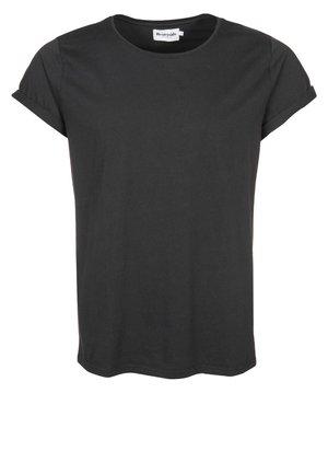 JIMMY - Basic T-shirt - black