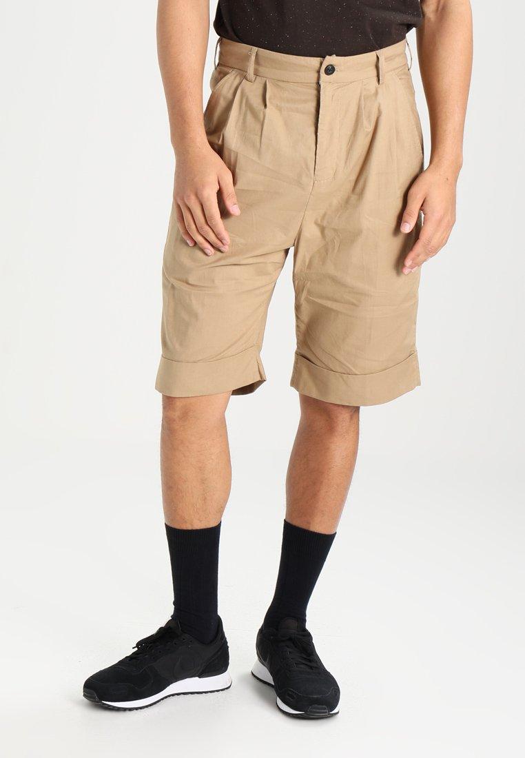 Resteröds - ORIGINAL PANTS - Shorts - sand
