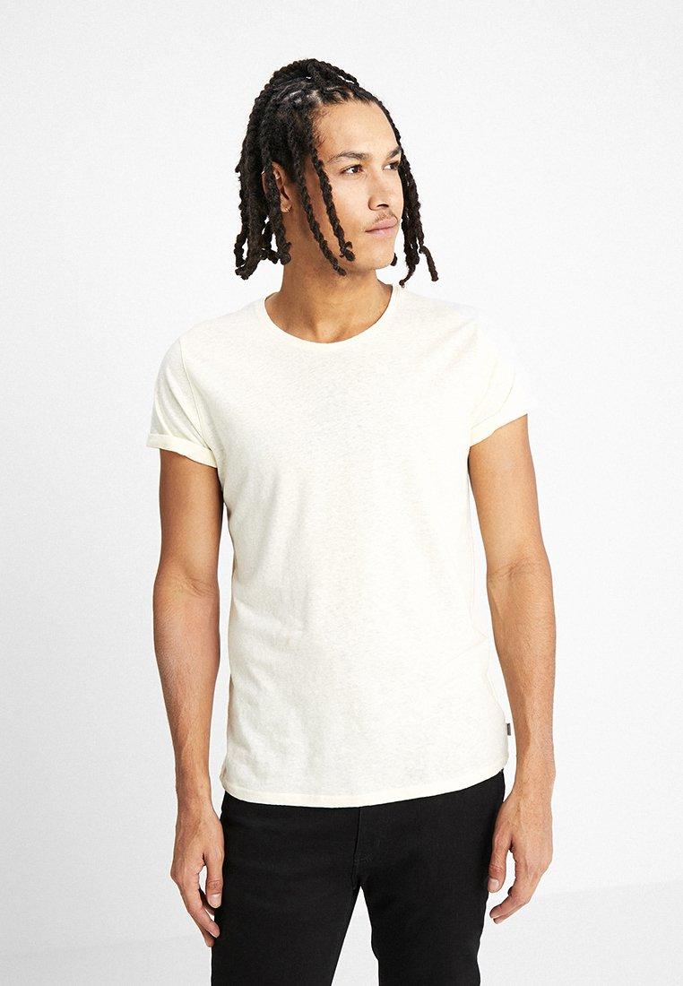 Resteröds - JIMMY  - T-shirt - bas - light yellow
