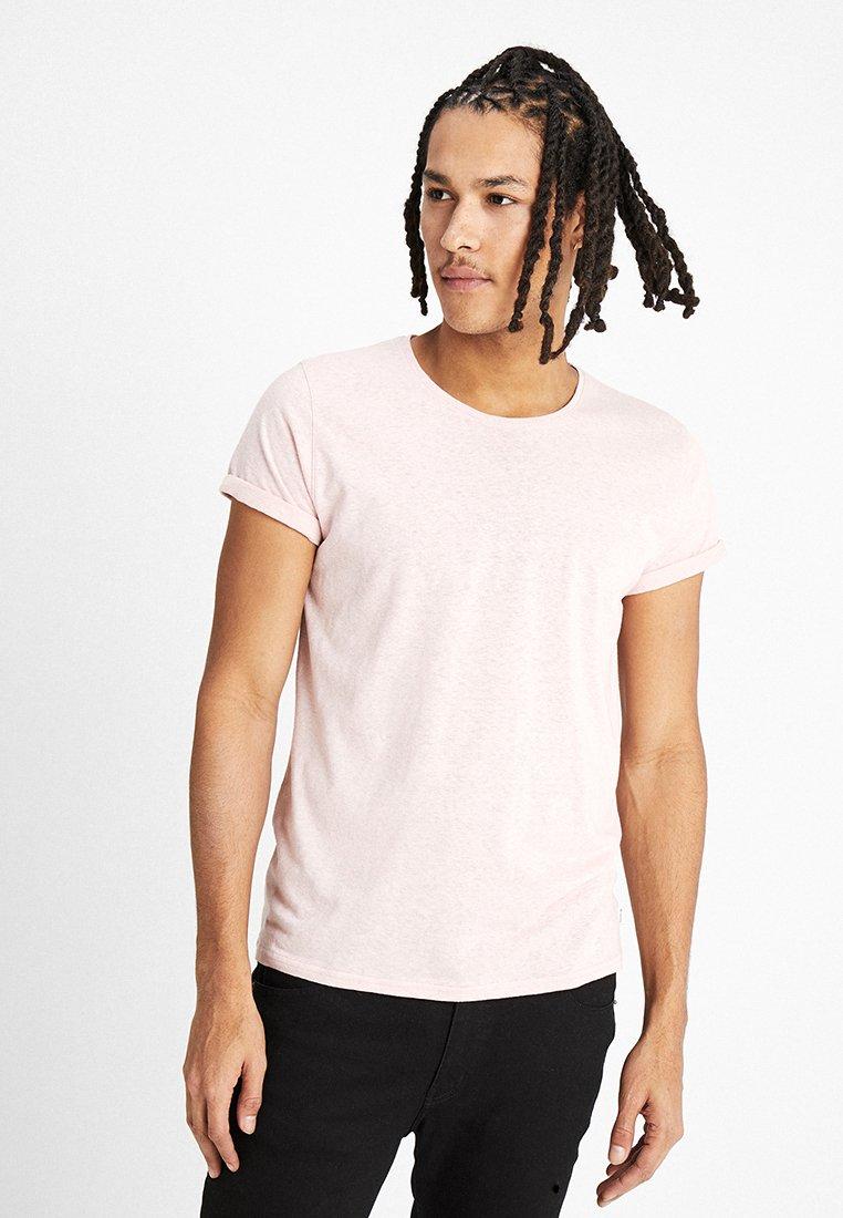 Resteröds - JIMMY  - T-shirt - bas - light pink