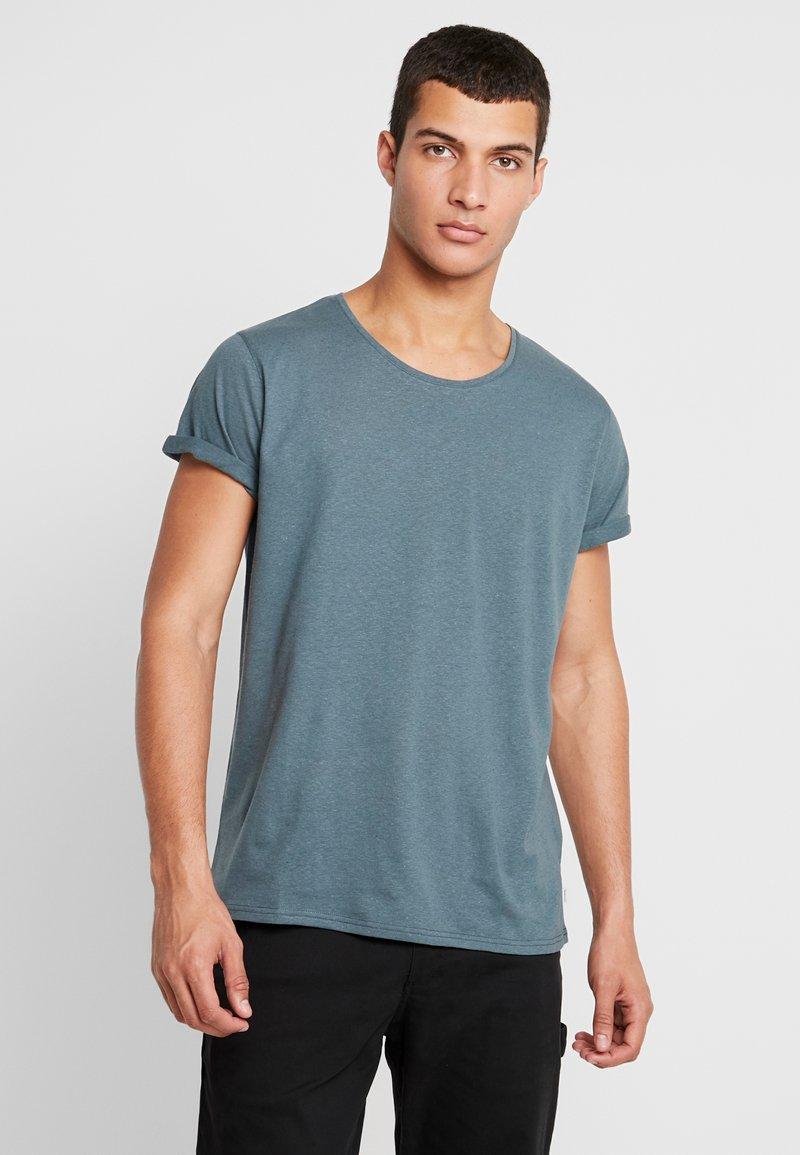 Resteröds - JIMMY  - T-Shirt basic - indigo