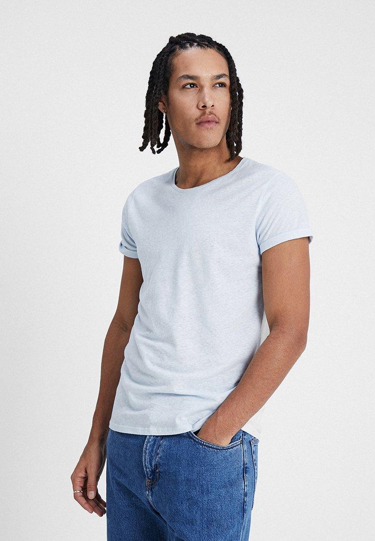 Resteröds - JIMMY  - T-shirt - bas - light blue