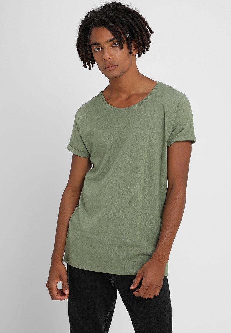 Resteröds - JIMMY  - T-Shirt basic - olive