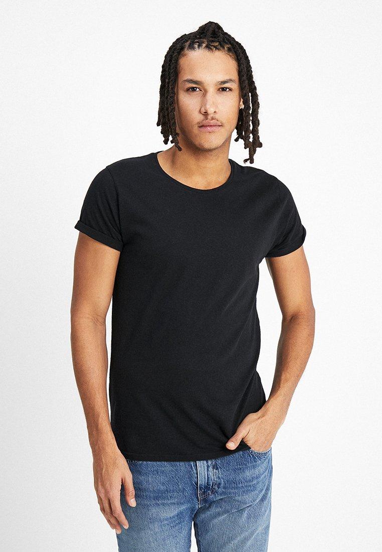 Resteröds - JIMMY  - T-Shirt basic - black