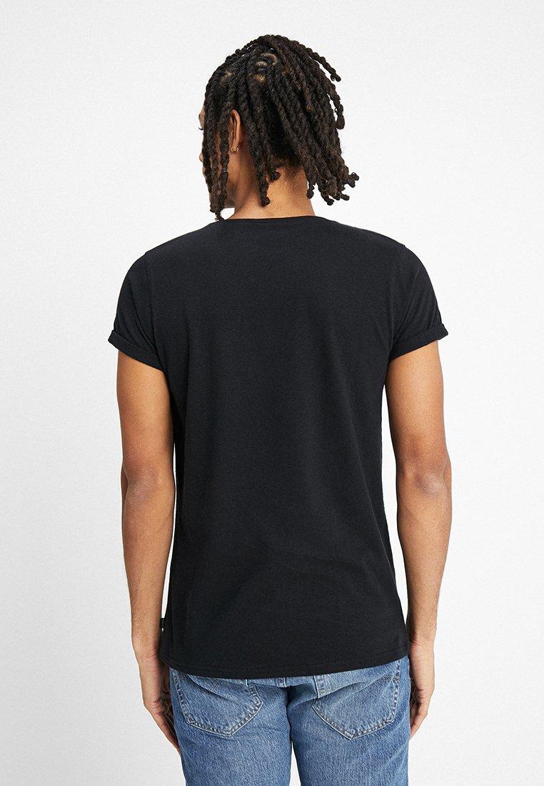 JimmyT Basique Resteröds shirt Black Resteröds JimmyT Black shirt Basique l3JTcFuK1