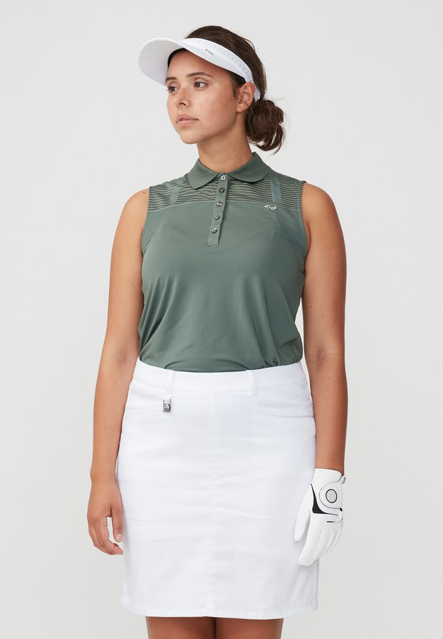 MIKO  - Polo shirt - palm green