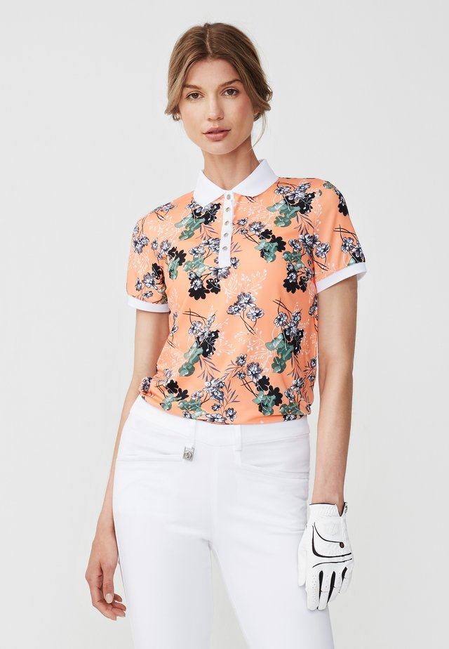 ELEMENT  - Poloshirt - hermosa cantaloupe