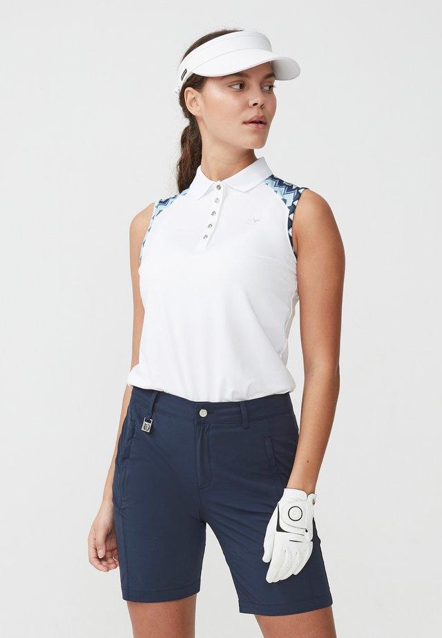 ELEMENT  - Polo shirt - zigzag blue