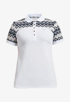 ELEMENT BLOCK  - Poloshirts - zigzag sand