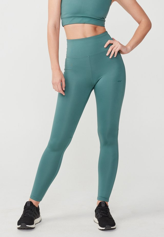 MIKO ELEMENT  - Legging - sea green