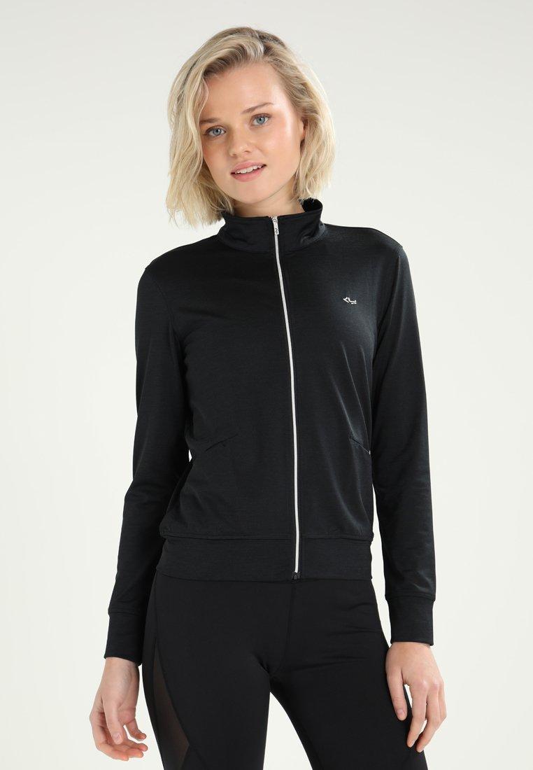 Röhnisch - NAMASTE JACKET - Training jacket - black