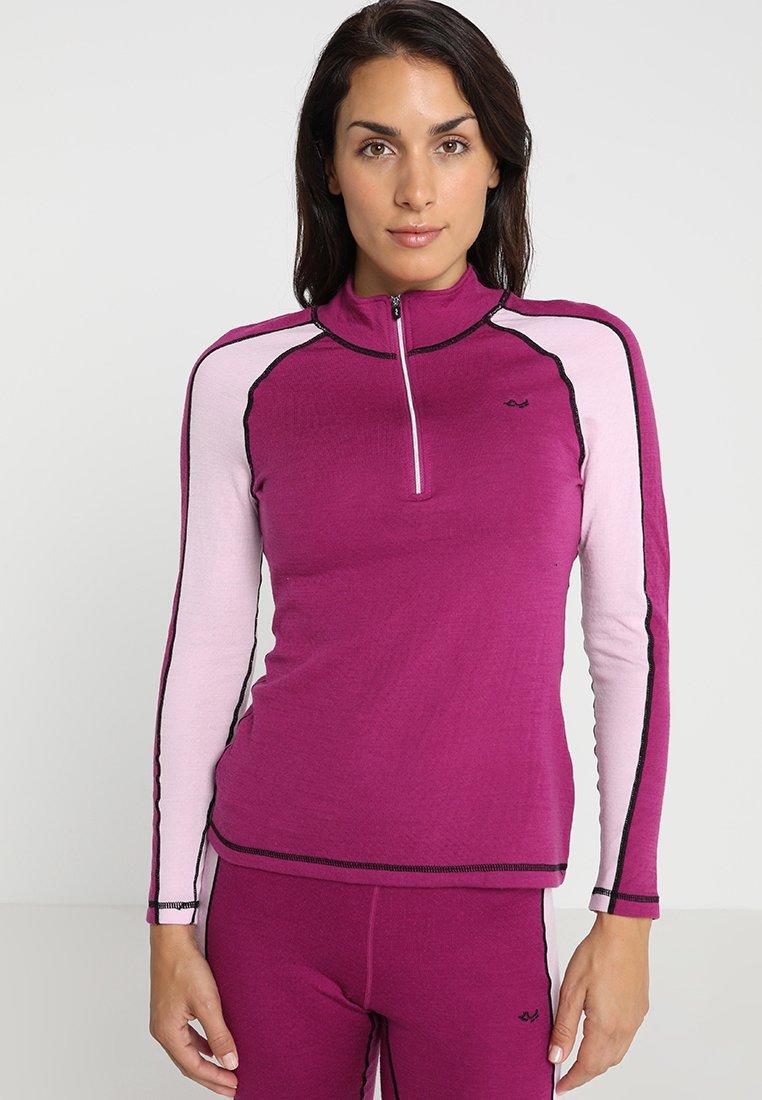 Röhnisch - WARM BASE  - Treningsskjorter - ruby