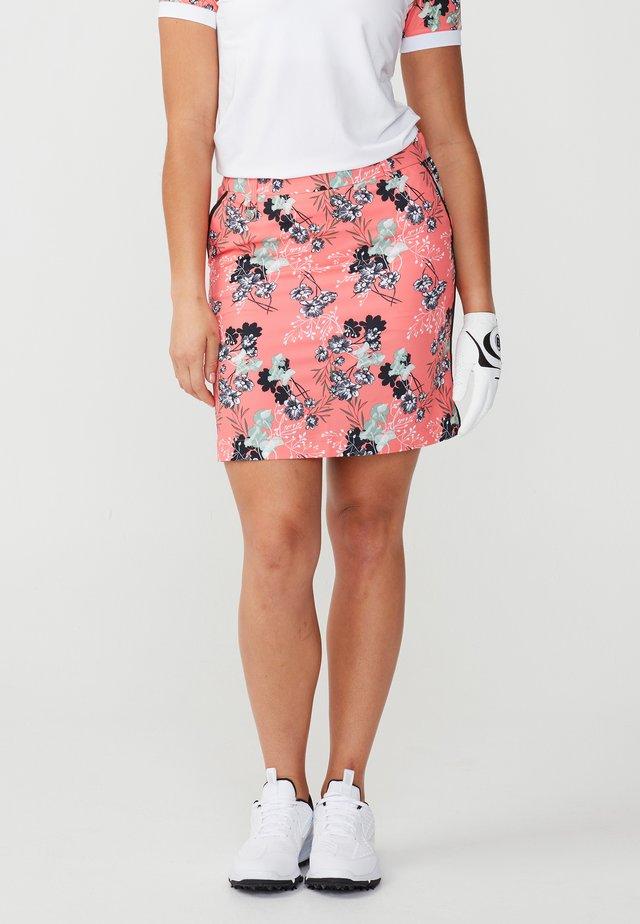 KIA  - Sports skirt - hermosa sugar coral