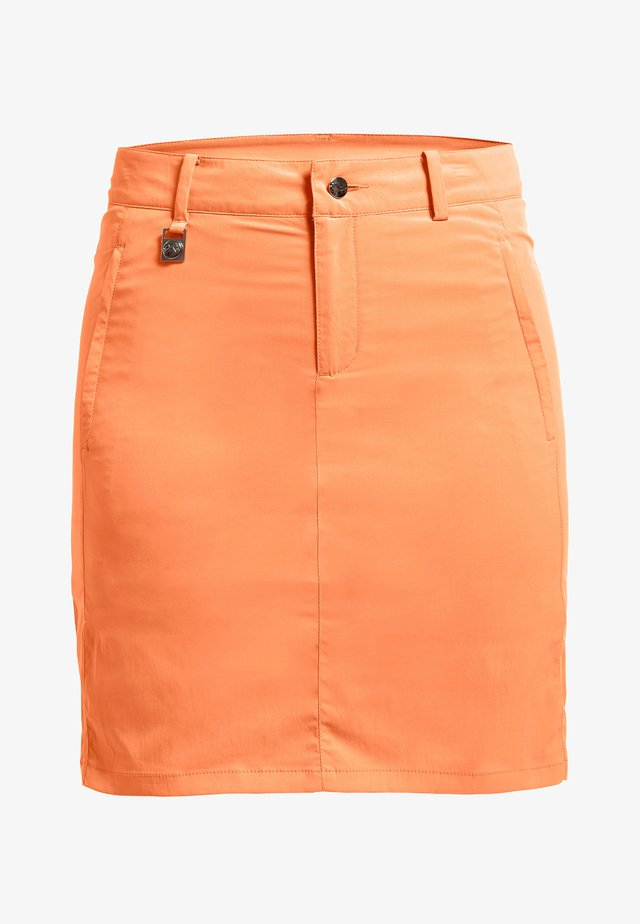 ACTIVE  - Sports skirt - cantaloupe