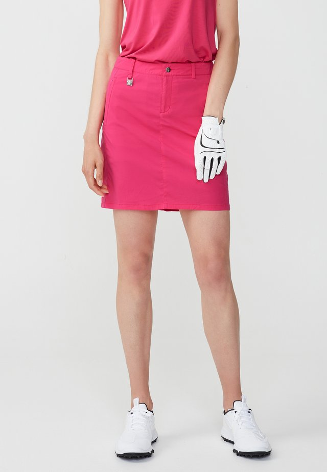 ACTIVE  - Sports skirt - fuchsia